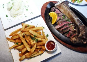 prime rib with fries emily