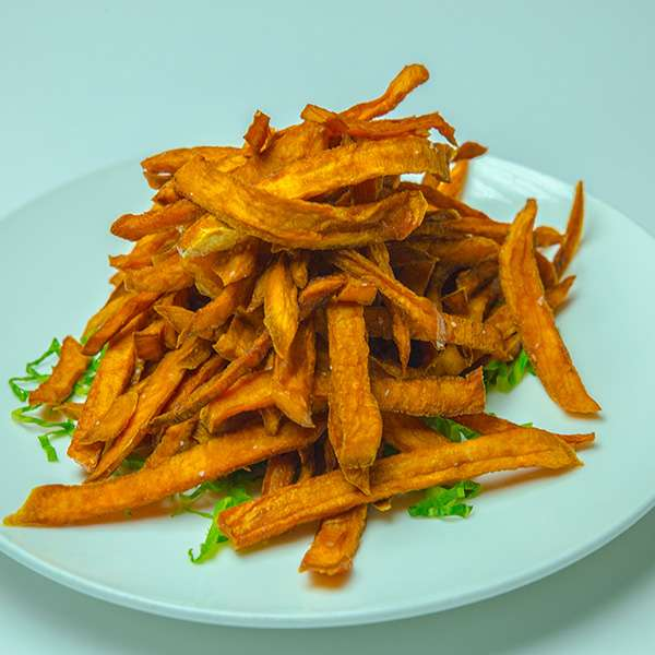 Curly Sweet Potato Fries