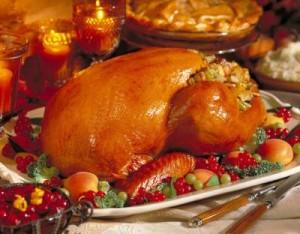 Thanks Giving Turkey Dinner
