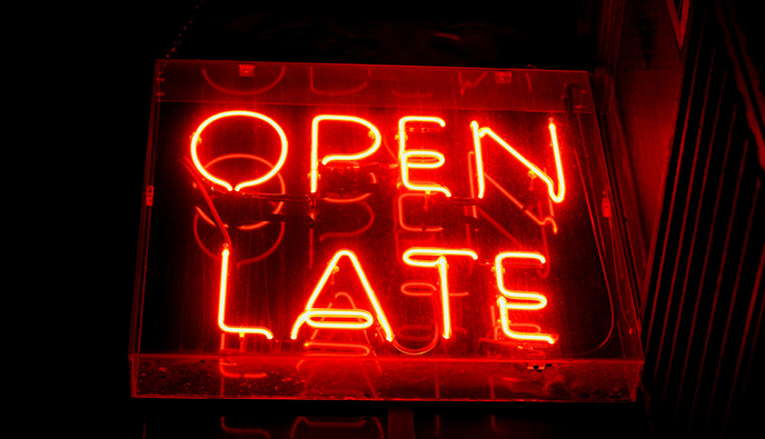 open-late