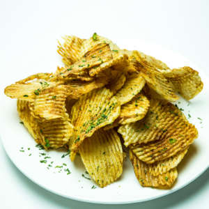 waffle-chips